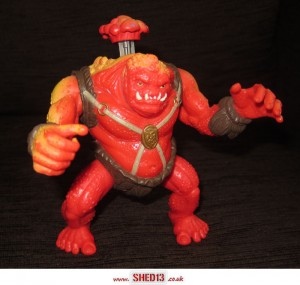 Small Soldiers Flatchoo figure